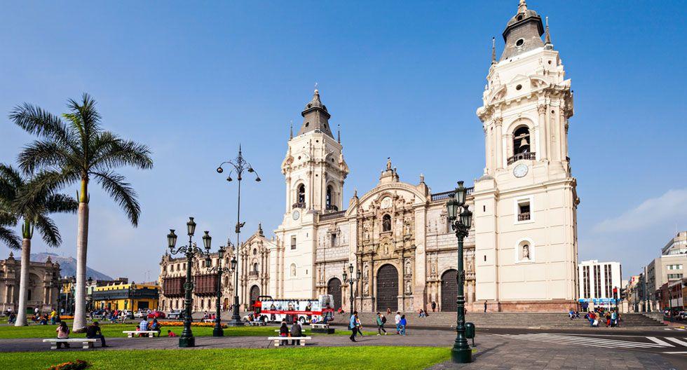 Conocido como el Damero de Pizarro por el trazo de sus calles, el centro capitalino narra años de historia. (Foto: Shutterstock)