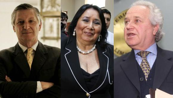 Embajadores Pareja, García Naranjo y Eguiguren dejarán el cargo