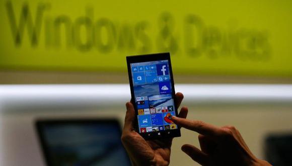 Windows 10 soportará lector de huellas dactilares