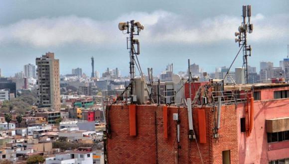 MTC sostuvo este lunes que no es el responsable para otorgar las autorizaciones para instalar torres o antenas de servicios públicos de telecomunicaciones. (Foto: Andina)