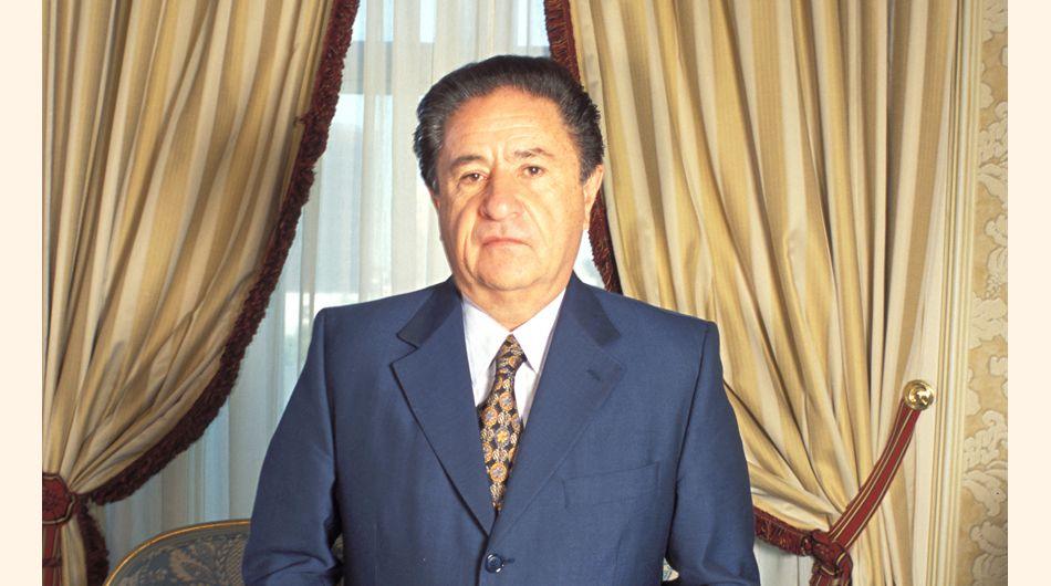 Eduardo Duhalde fue elegido como presidente interino por el Congreso gaucho tras la crisis vivida en el 2001. (Foto. Getty)