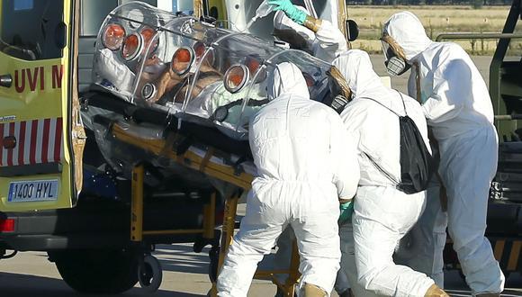 El embajador de Perú en España, Claudio de la Puente, confirmó el fallecimiento de un peruano en Madrid por el coronavirus.  Foto referencial: Archivo de AFP