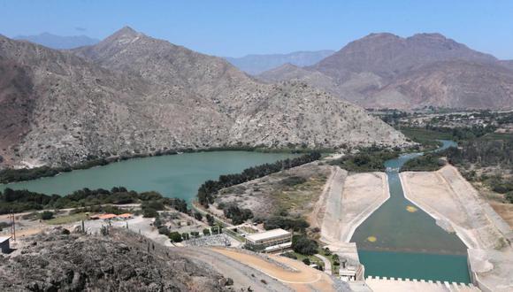 La represa Gallito Ciego se ubica en la región Cajamarca. (Foto: Minagri)