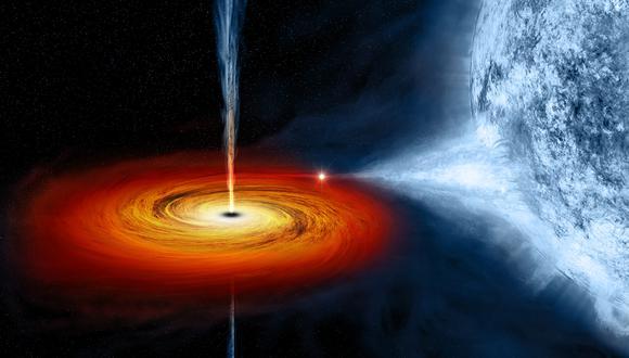Los agujeros negros son objetos simples, según los expertos. (Foto: NASA)