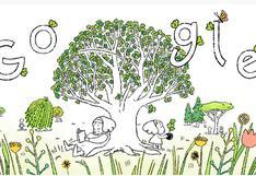 Día de la Tierra: Google celebra este día con un artístico video