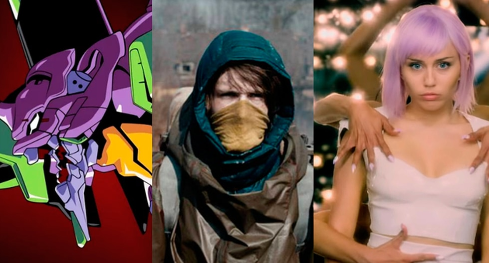 Dark, Evangelion y Black Mirror son los estrenos más esperados para este mes de Junio.