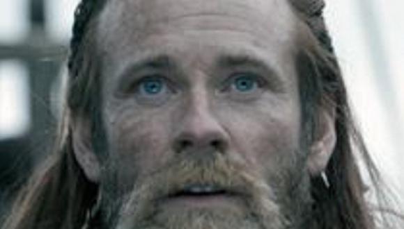 """Eric Johnson interpretó a Erik en la sexta temporada de """"Vikings"""" (Foto: Netflix)"""