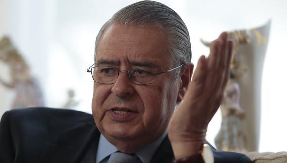 Wagner se pronunció tras declaraciones brindadas por el candidato de Renovación Popular, Rafael López Aliaga. (Foto: GEC)