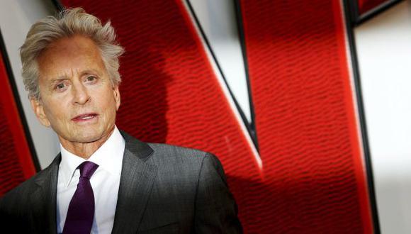 """Ant-Man"": Michael Douglas se reinventa en filme de Marvel"