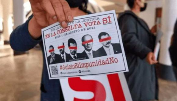 La Consulta Popular México 2021 se realizará este domingo 1 de agosto. Sigue aquí todas las incidencias y conoce más detalles de este referéndum. (Foto: iNEI)