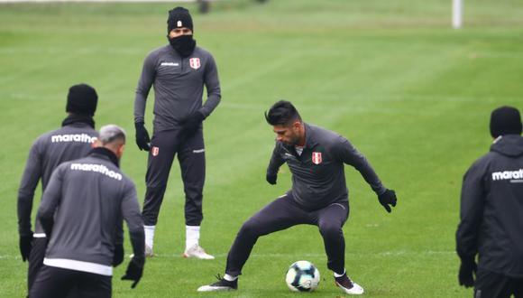 Así fue el segundo entrenamiento de la selección peruana en el campo del SESC Porto Alegre. (Fotos: Daniel Apuy Pérez)