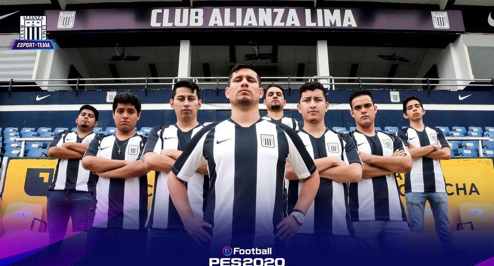 Alianza Lima se une a los eSports con un equipo profesional de PES. (Imagen: Alianza Lima / Facebook / Luis Noguera)