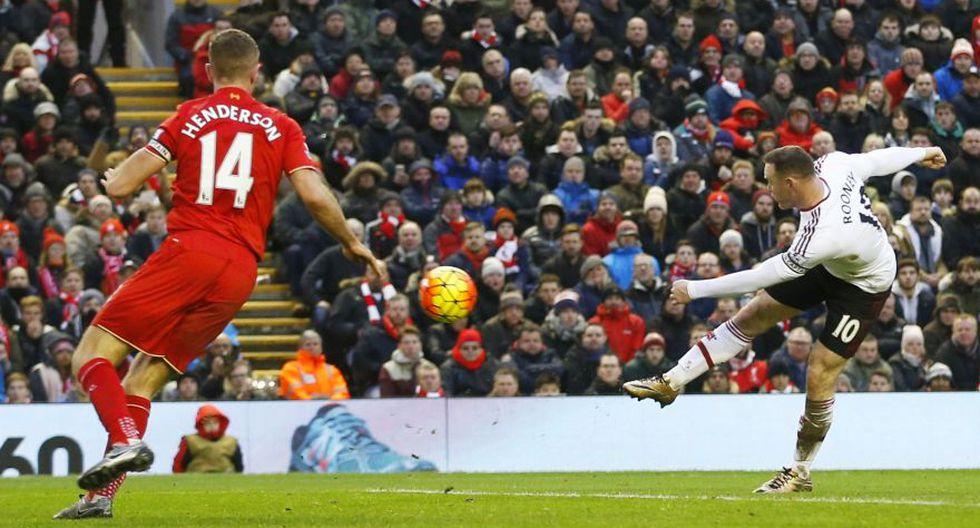 Wayne Roone: el latigazo triunfal del Manchester United [FOTOS] - 1