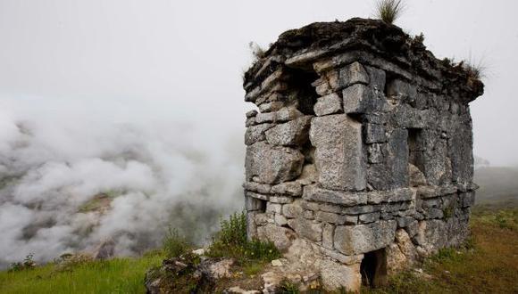 Ruinas de Chocta buscan ser revaloradas para el turismo