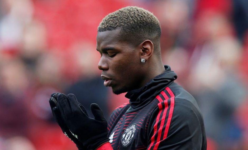 Paul Pogba cursa la tercera temporada en Manchester United. (Foto: Reuters)