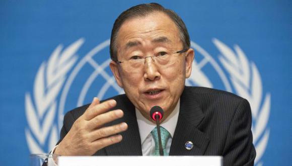 Ban Ki-moon pide a países de Sudamérica acoger más refugiados