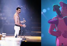 "Freddie Mercury: nuevo video de ""Love Me Like There's No Tomorrow"", lucha contra el sida"