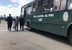 Arequipa: Más de 600 detenidos y mil vehículos intervenidos por no respetar estado de emergencia