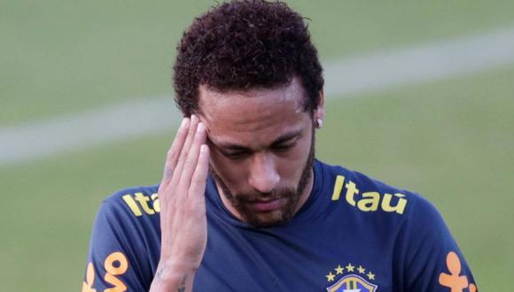 Neymar ha sido acusado de violación. (Foto: EFE)