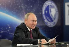 """Putin dice que Rusia debe seguir siendo potencia """"espacial y nuclear"""" al celebrar 60 años del vuelo de Yuri Gagarin"""