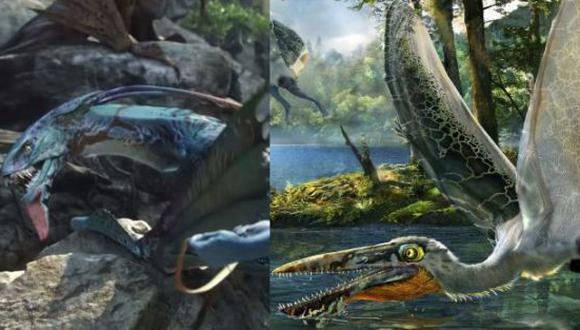 """El Ikran de """"Avatar"""" existió en la Tierra hace mucho tiempo"""