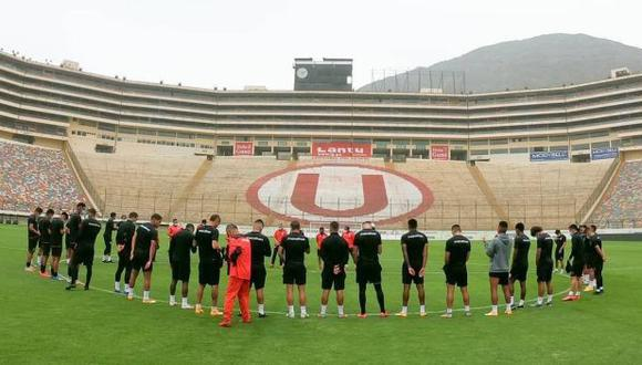Universitario ha pedido la suspensión de la Liga 1. (Foto: Universitario)
