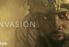 Apple TV+: la guerra contra los aliens inicia en 'Invasión'