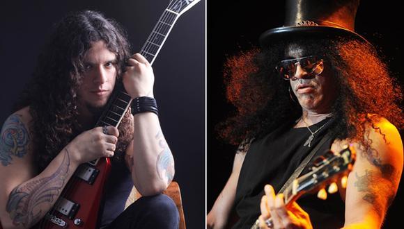 Charlie Parra del Riego abrirá concierto de Slash en Lima