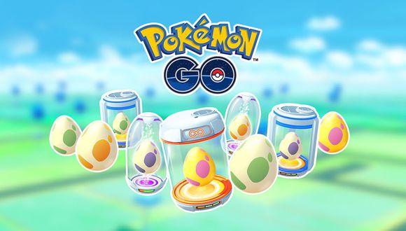 Conoce qué pokémones nacerán de huevos en octubre. (Foto: Pokémon Go Live)