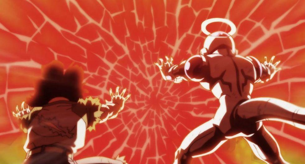 """Gokú tiene una última oportunidad de vencer a Jiren en """"Dragon Ball Super"""" 131. (Fuente: Toei Animation)"""