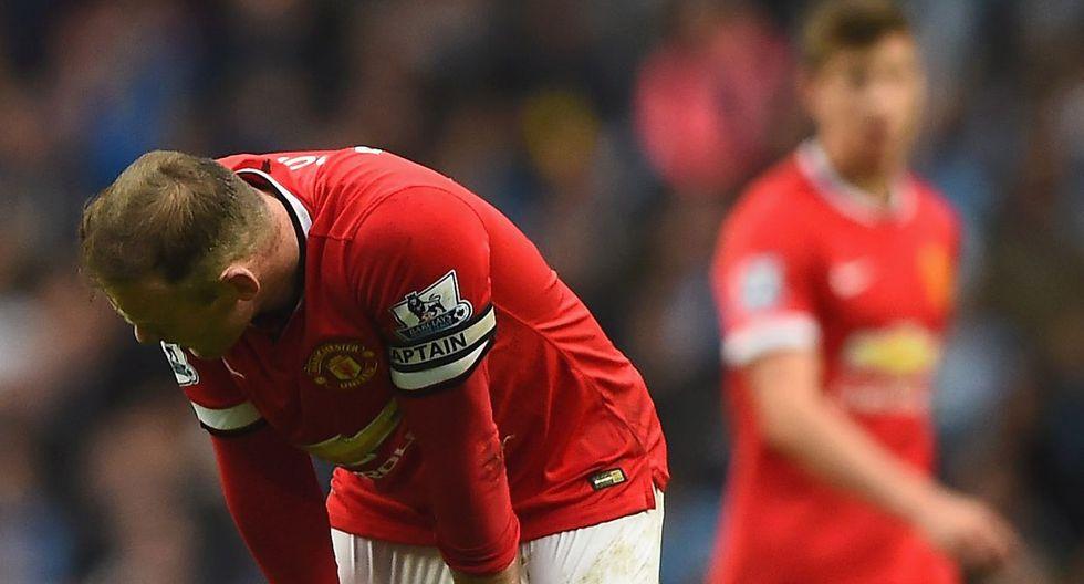 Derby de Manchester: alegría 'citizen' y tristeza del United - 15
