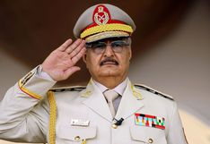 Fuerzas del mariscal Haftar anuncian el cese del fuego en Libia tras 10 meses de duros combates