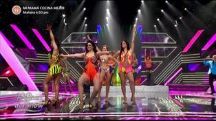 Reinas del show: Alma Bella canta en vivo en versus grupal por dos puntos extras