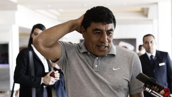 Julio Rivera intentó ser regidor de Chorrillos en las elecciones del 2018 con Perú Nación, pero no resultó electo. (Foto: GEC)