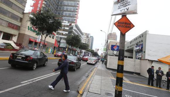 VIDEO: Miraflores lanza la campaña vial Aguanta tu coche