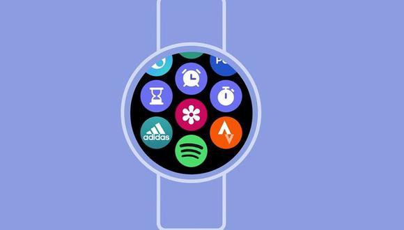 Conoce a qué reloj inteligente llegará el nuevo One UI Watch de Samsung. (Foto: Samsung)