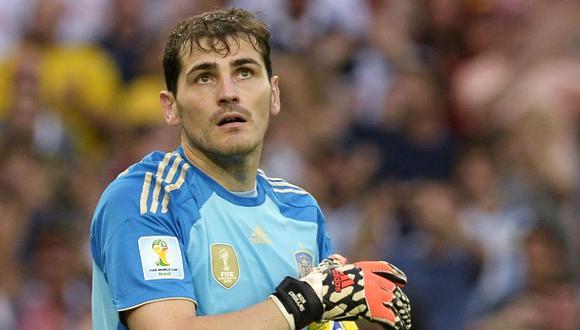Ancelotti confirma que Casillas será titular en la Supercopa