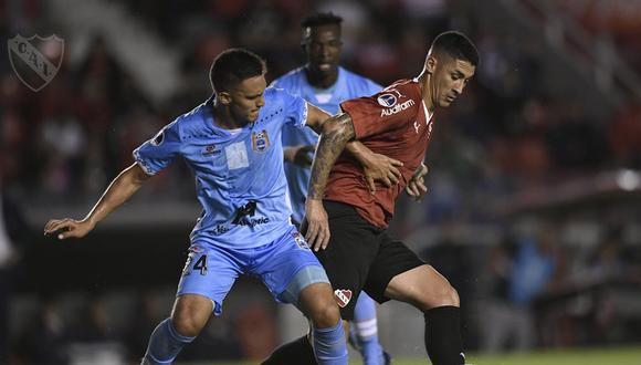 Binacional jugará en Arequipa ante Independiente por la Copa Sudamericana. (Foto: Independiente)