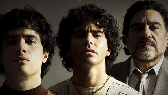"""""""Maradona, sueño bendito"""" se estrenará en el 2021. (Foto: Amazon Prime Video)"""
