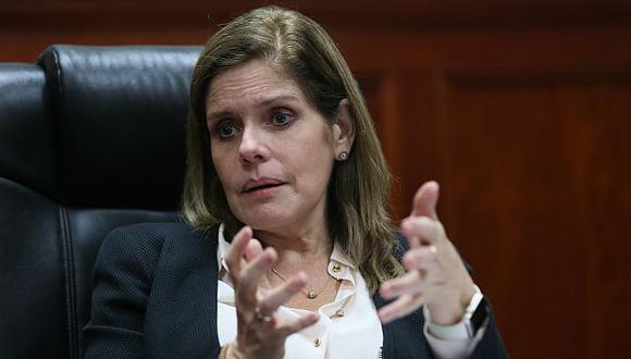 "Mercedes Aráoz: Eliane Karp usó ""estilo mafioso"" contra PPK"