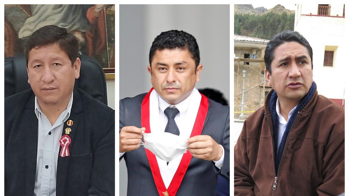 Fiscalía abre investigación contra Guido Bellido, Guillermo Bermejo y Vladimir Cerrón por presunto delito de terrorismo   Perú Libre     POLITICA   EL COMERCIO PERÚ