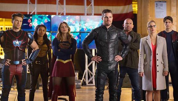 """""""Supergirl"""": el crossover con """"The Flash"""" y """"Arrow"""" inicia hoy"""