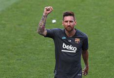 Lionel Messi relacionado con el Inter de Milán por expresidente del club italiano