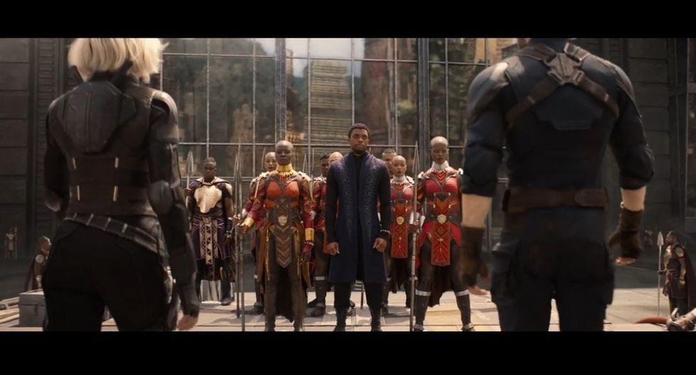 "En ""Avengers: Infinity War"", los Vengadores se enfrentan al peligroso Thanos. (Foto: Facebook)"