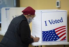 Elecciones USA: Ya votó la mitad de estadounidenses que lo hicieron en el 2016