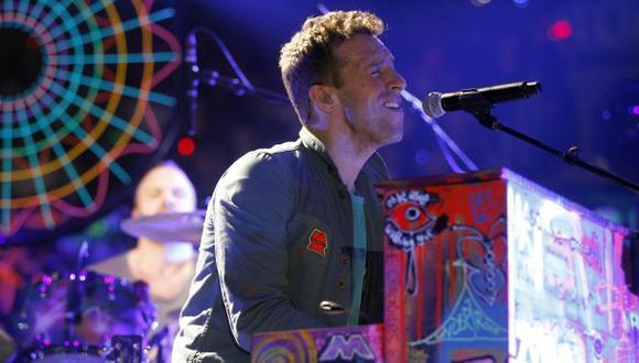 Coldplay le dedicó una canción al legendario Mick Jagger