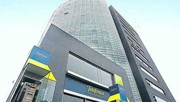 Osiptel ratifica multa a Telefónica por S/.1,4 millones