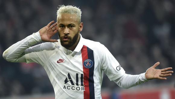 Barcelona envió emisario a París para negociar con Neymar su posible vuelta.