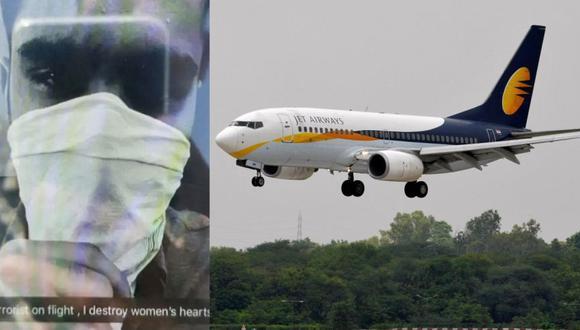 El joven de 21 años fue interrogado durante casi diez horas por los servicios de seguridad del aeropuerto y luego liberado sin cargos. (Captura / Reuters)