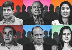 Los círculos de confianza de los seis candidatos que lideran la votación: ¿quiénes aconsejan a los aspirantes a la Presidencia?